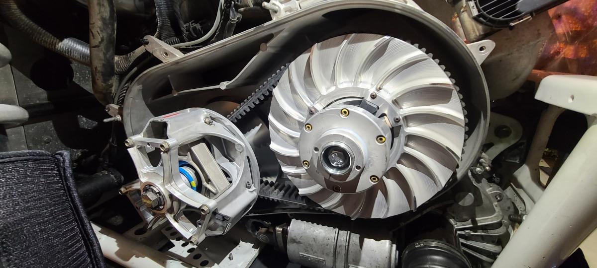 For Sale: 2017 Polaris RZR Pro Turbo/Unlimited Racecar built by CT Race Worx - photo12