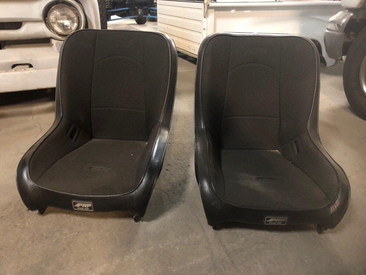 For Sale: PRP Seats - photo0