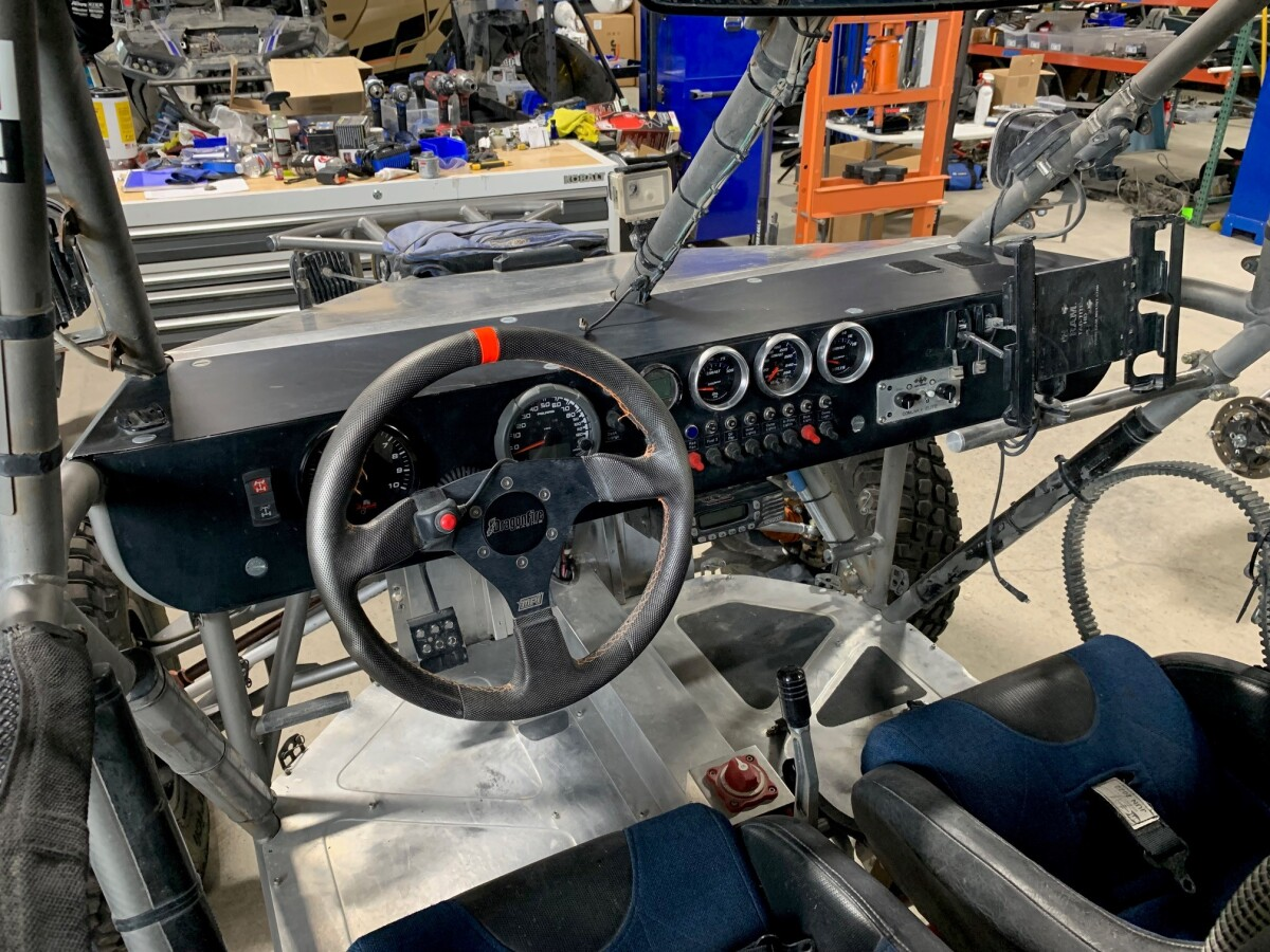 For Sale: Polaris RZR XP1000 Race UTV - NA Production class - Cognito chassis - photo5