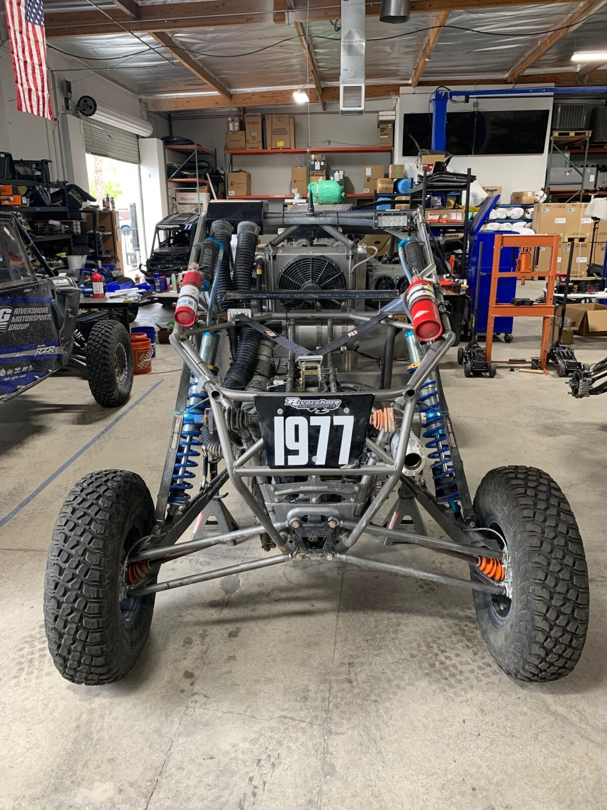 For Sale: Polaris RZR XP1000 Race UTV - NA Production class - Cognito chassis - photo3