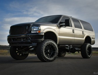 For Sale:2000 Ford Excursion 4X4 7.3 Diesel