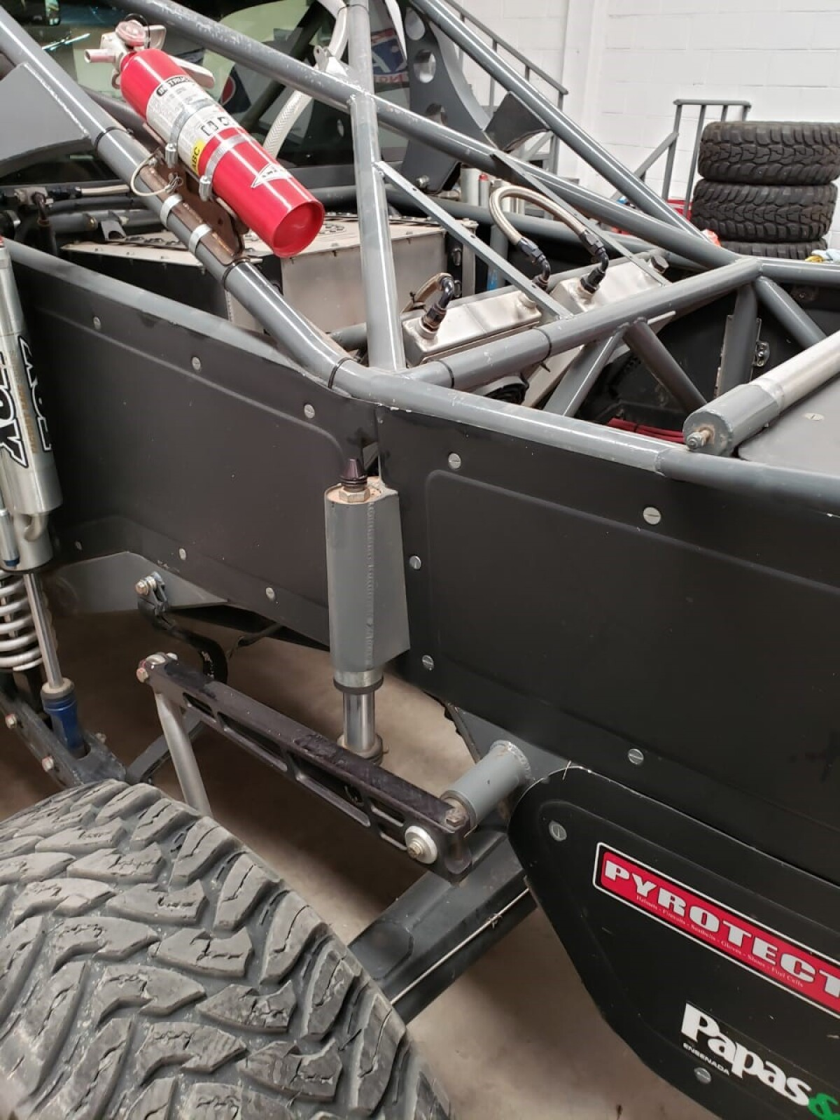 For Sale: CHEVY CLASS 8 Ready to Race  - photo9