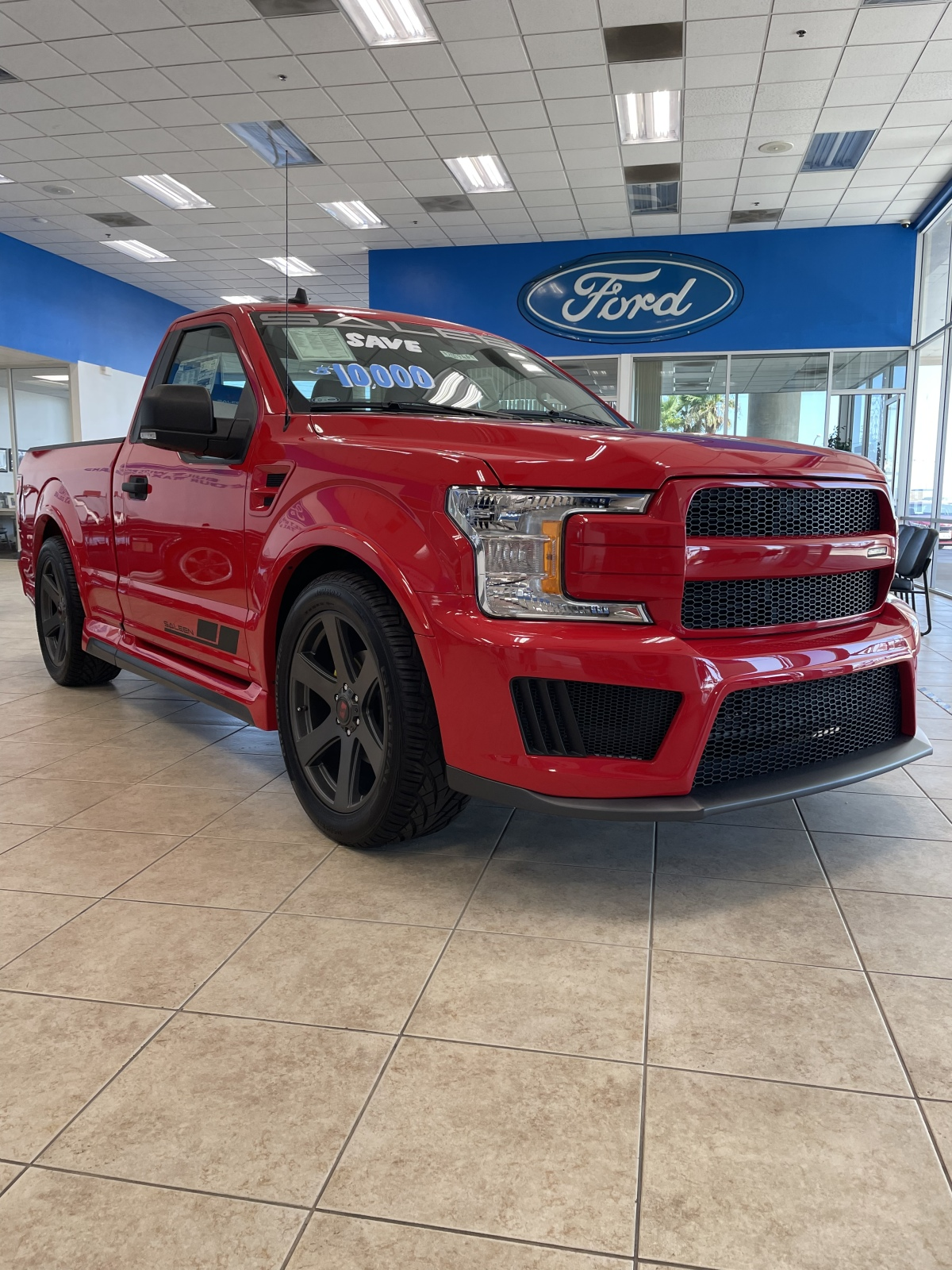 For Sale: 2020 F-150 Saleen - photo0