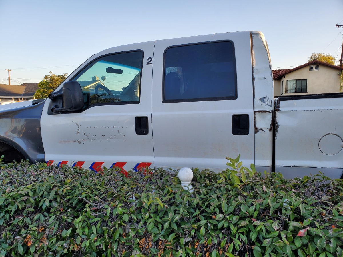 For Sale: 2002 f350 7.3 diesel 4x4  - photo0