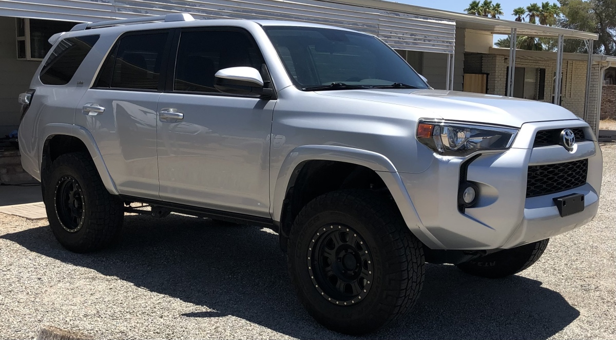 For Sale: 2017 Toyota 4Runner  - photo0