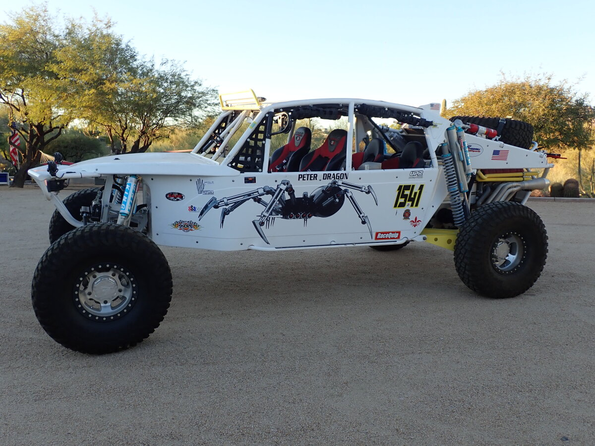 For Sale: 2015 TWISTED ALLOY SAND CAR - photo4
