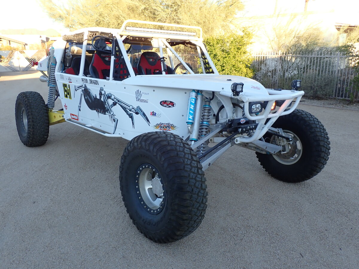 For Sale: 2015 TWISTED ALLOY SAND CAR - photo1