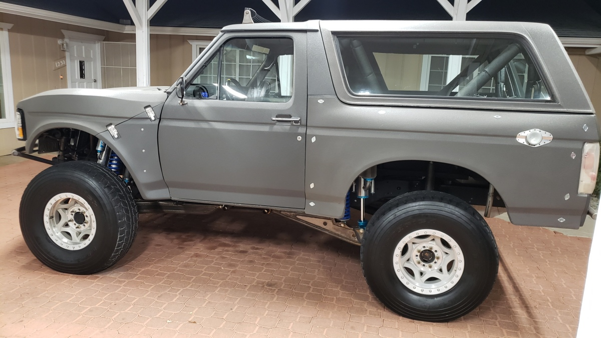 For Sale: 4-Seat, 4-Linked, Street Legal Bronco Prerunner - photo7