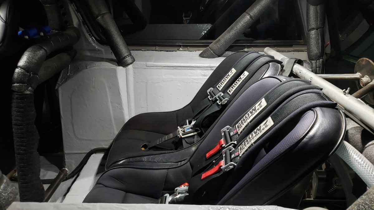 For Sale: 4-Seat, 4-Linked, Street Legal Bronco Prerunner - photo8