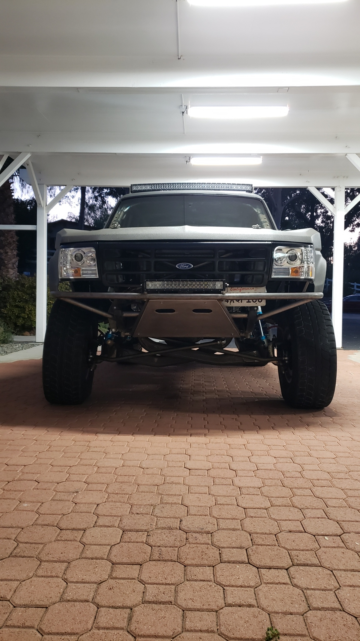 For Sale: 4-Seat, 4-Linked, Street Legal Bronco Prerunner - photo11
