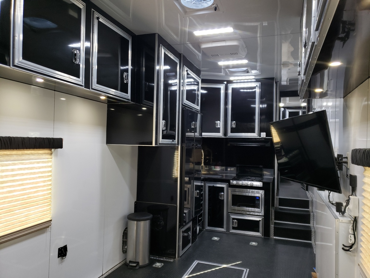 For Sale: Custom Luxurious one of a kind Race Trailer - photo11