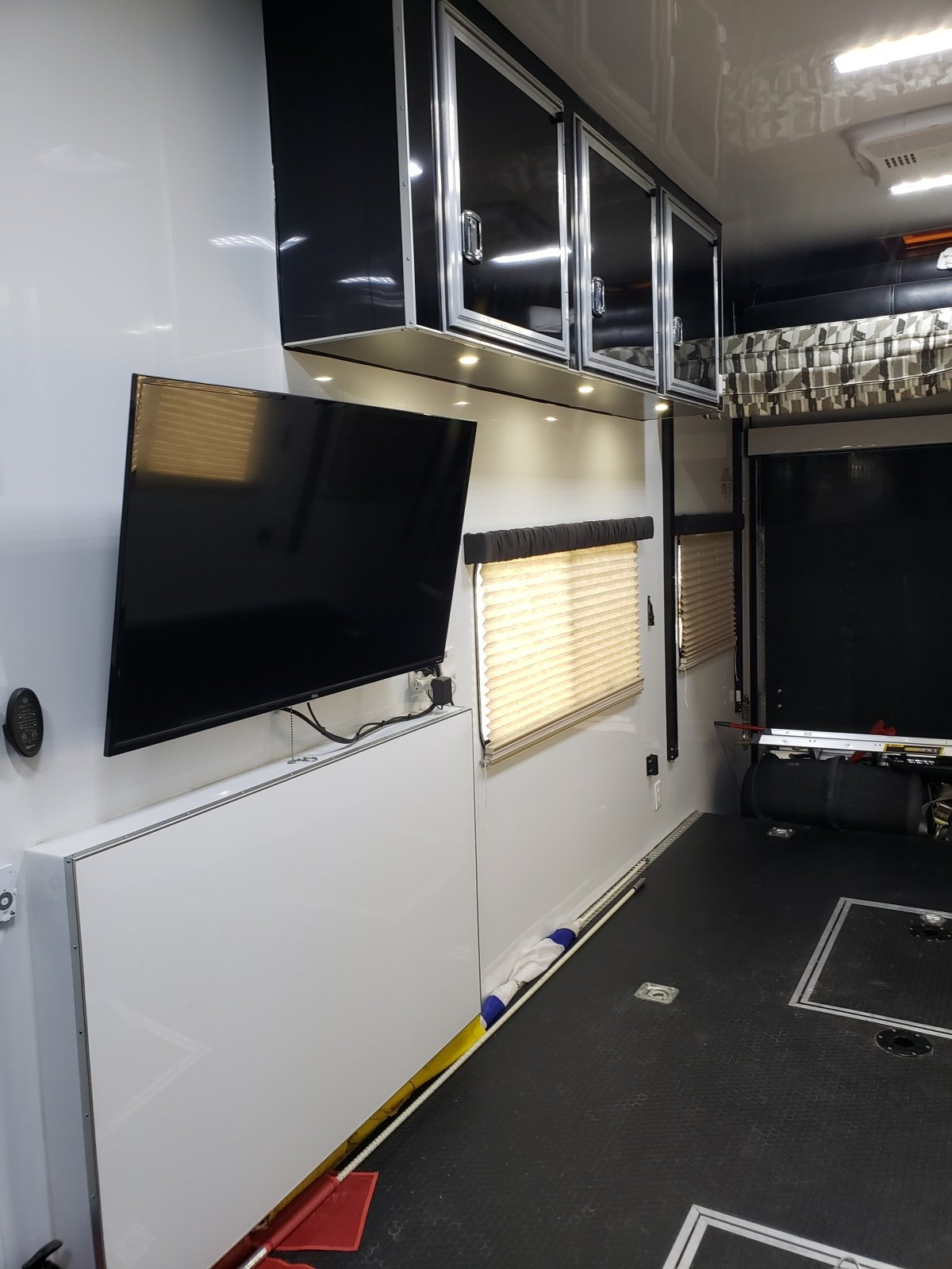 For Sale: Custom Luxurious one of a kind Race Trailer - photo18