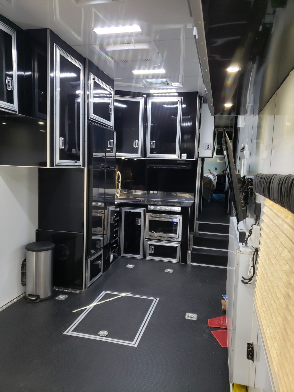 For Sale: Custom Luxurious one of a kind Race Trailer - photo10