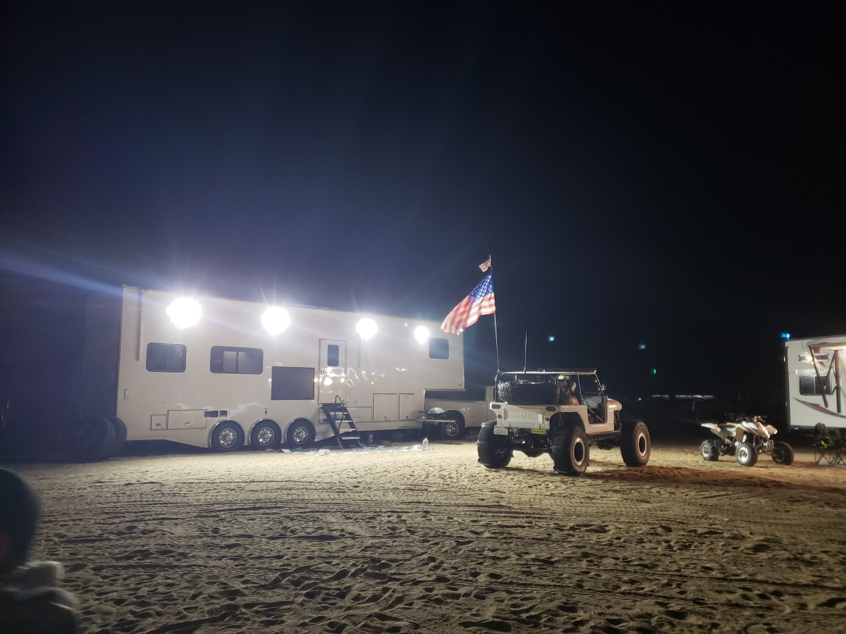 For Sale: Race Trailer With Luxury Living Quarters - photo6