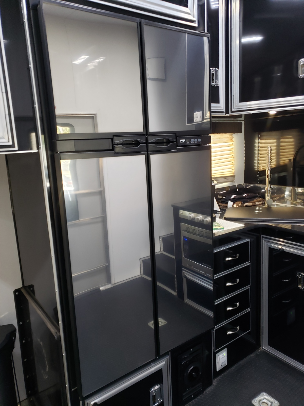 For Sale: Custom Luxurious one of a kind Race Trailer - photo12