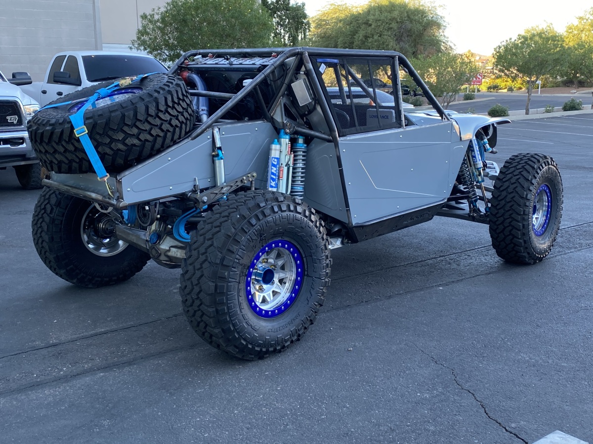 For Sale: 2020 Jimmy IFS Ultra 4 Red Dragon 4400 Car - photo8