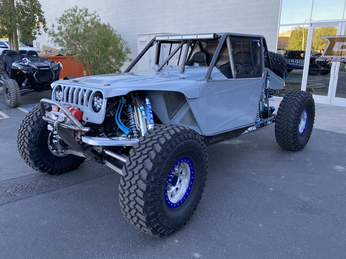 For Sale: 2020 Jimmy IFS Ultra 4 Red Dragon 4400 Car - photo7