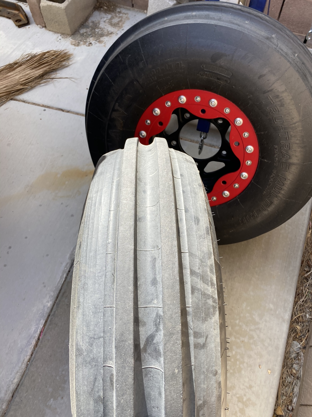 For Sale: Bourgette wheels and Titan front tires - photo4