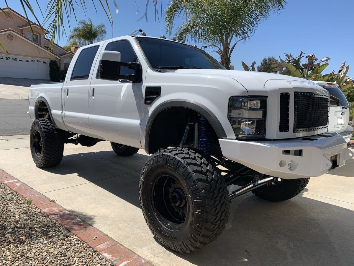 For Sale: 2008 Ford F-250 6.4 Diesel FX4 with 69k miles - photo0