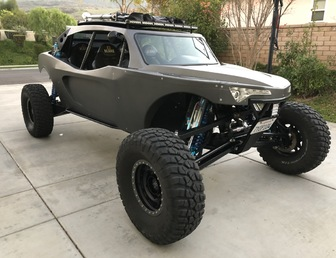 For Sale:CA Street Legal - Luxury Prerunner - Fully built Class 1 chassis