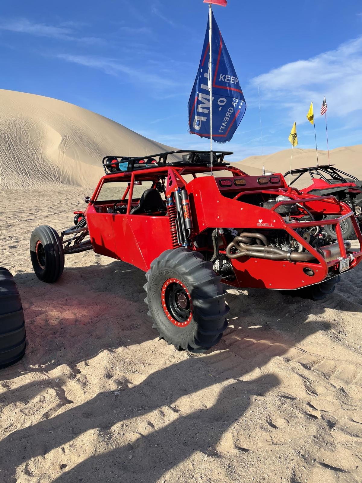For Sale: Baja Shop 4 seat prerunner - photo4