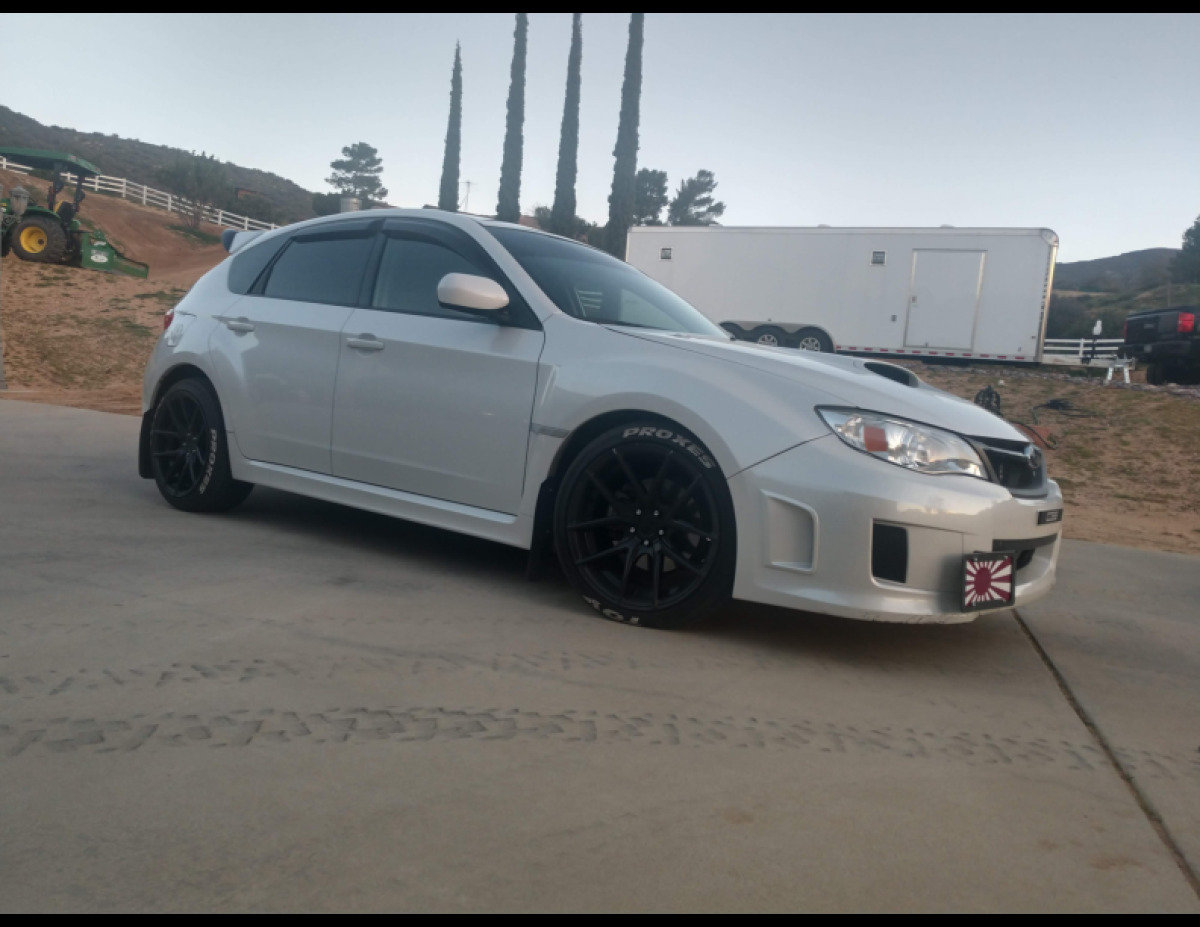 For Sale: Subaru WRX Wagon / AWD  - photo0