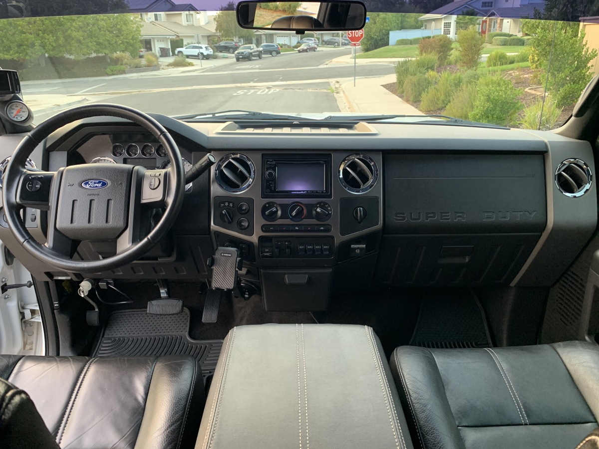 For Sale: 2008 Ford F-250 6.4 Diesel FX4 with 69k miles - photo5
