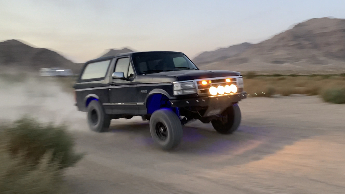 For Sale: 1995 Ford Bronco  - photo0