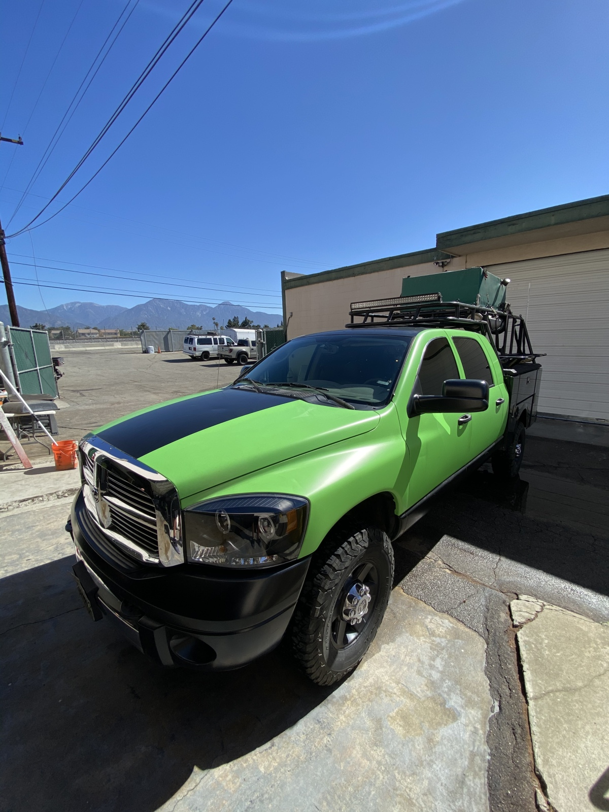 For Sale: MegaCab Chase Truck Ready 2 Go! - photo3