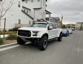 For Sale:2020 Raptor H&M Prerunner Unlimited
