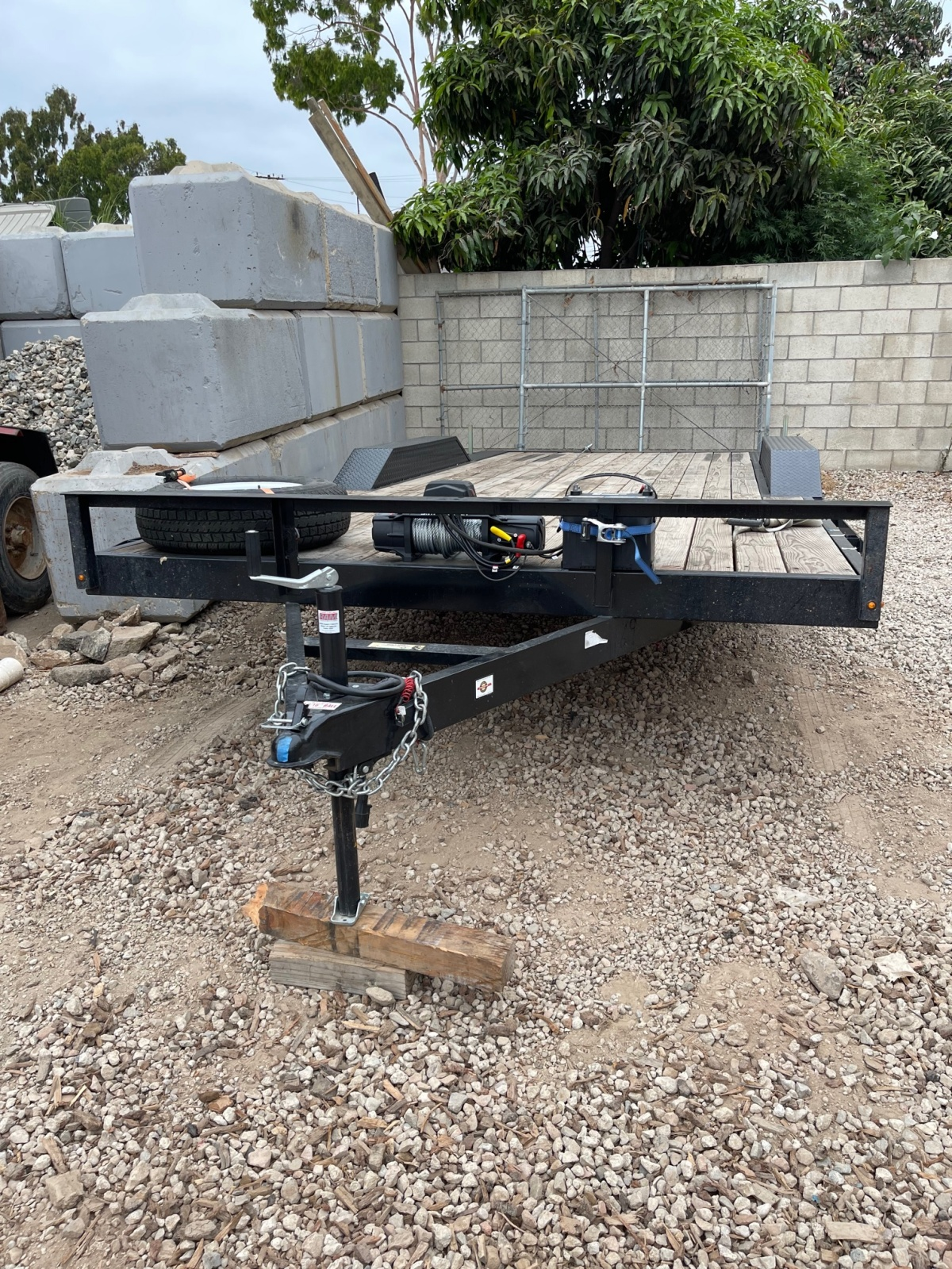 For Sale: 8.5' x 18' 2021 Drive Over Deck Utility Trailer  - photo9