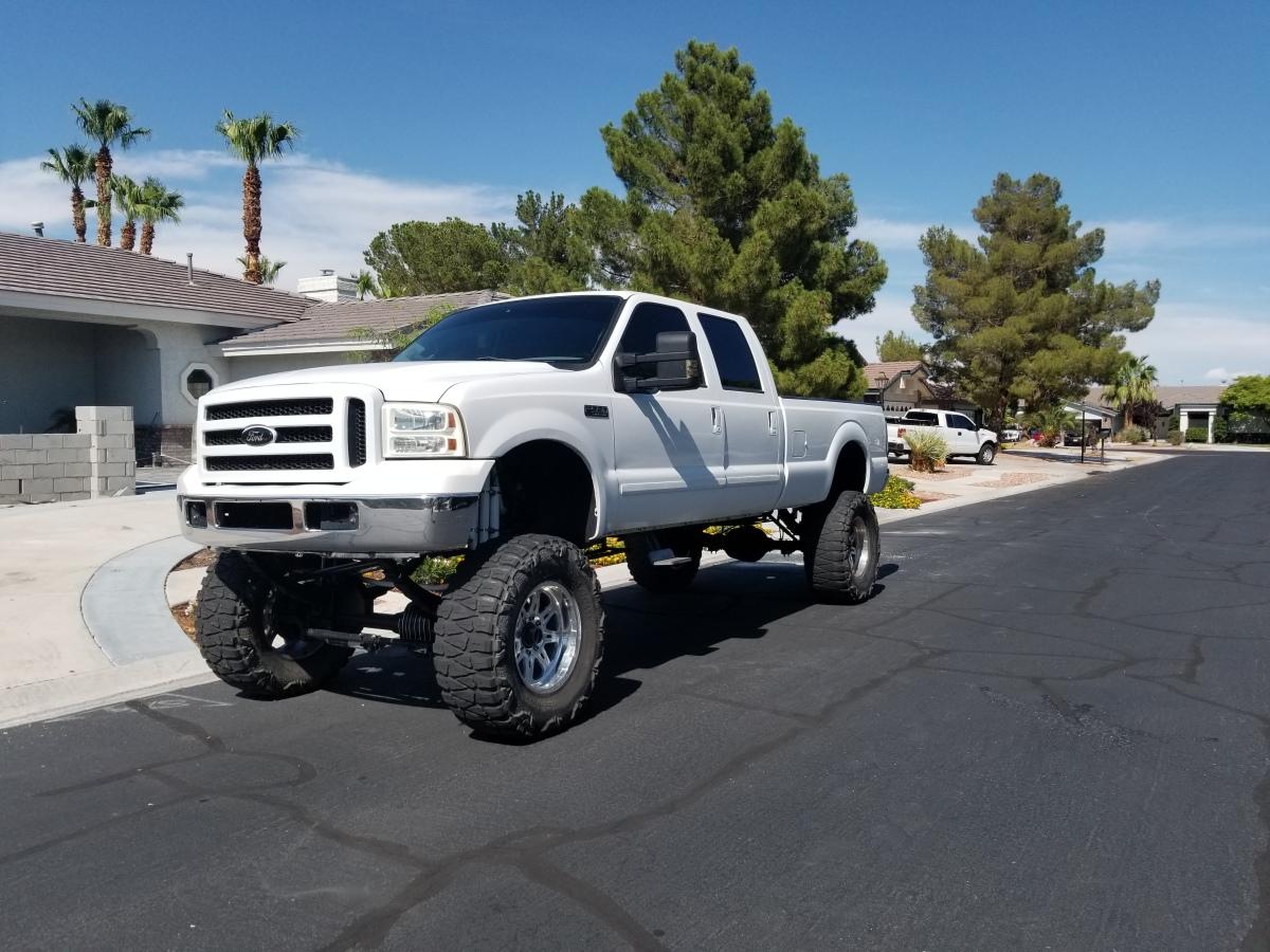 For Sale: 2001 Platinum F250 7.3 Diesel 4X4 - photo0