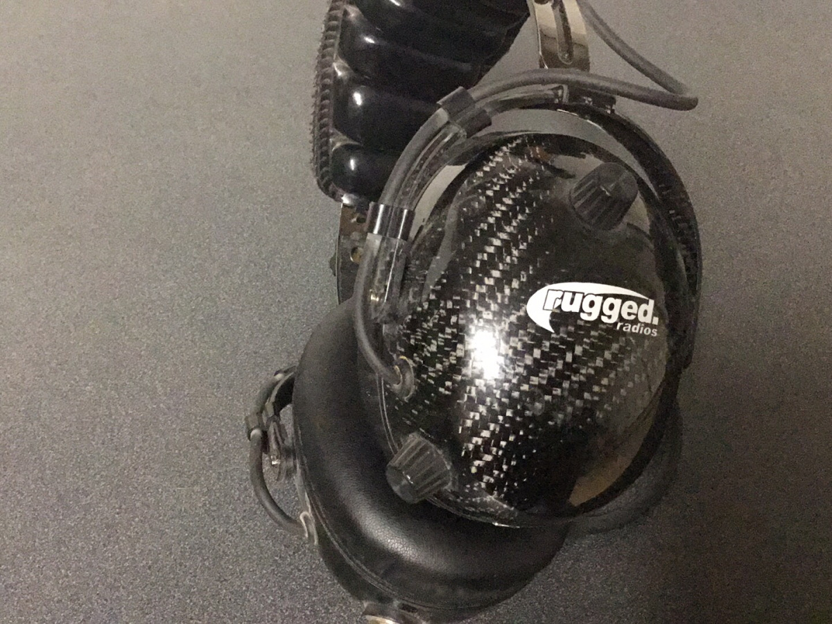 For Sale: Rugged Radios H28-AlphaBass Headsets (two) - photo2