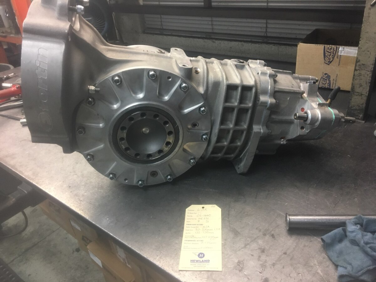 For Sale: Fortin 4 speed Wide Gear - photo0