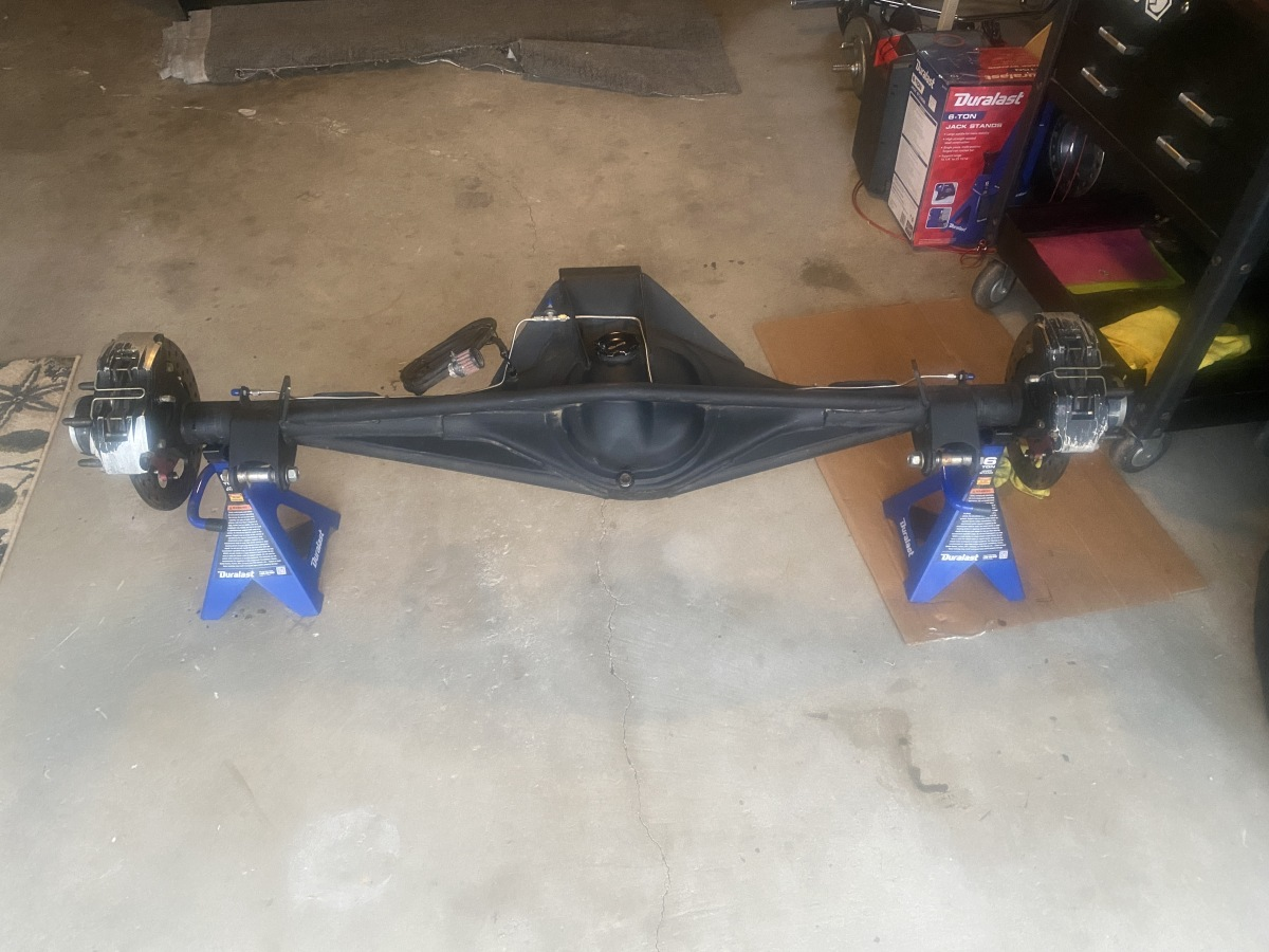 """For Sale: Ford 9"""" Full Floater Rear End  - photo0"""