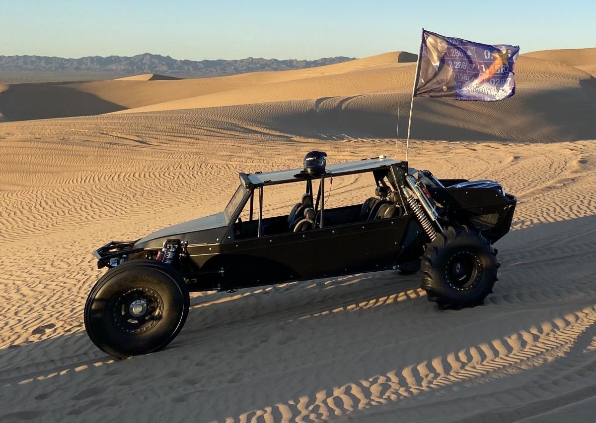 For Sale: SU Dual sport LS3 Twin Turbo - photo0