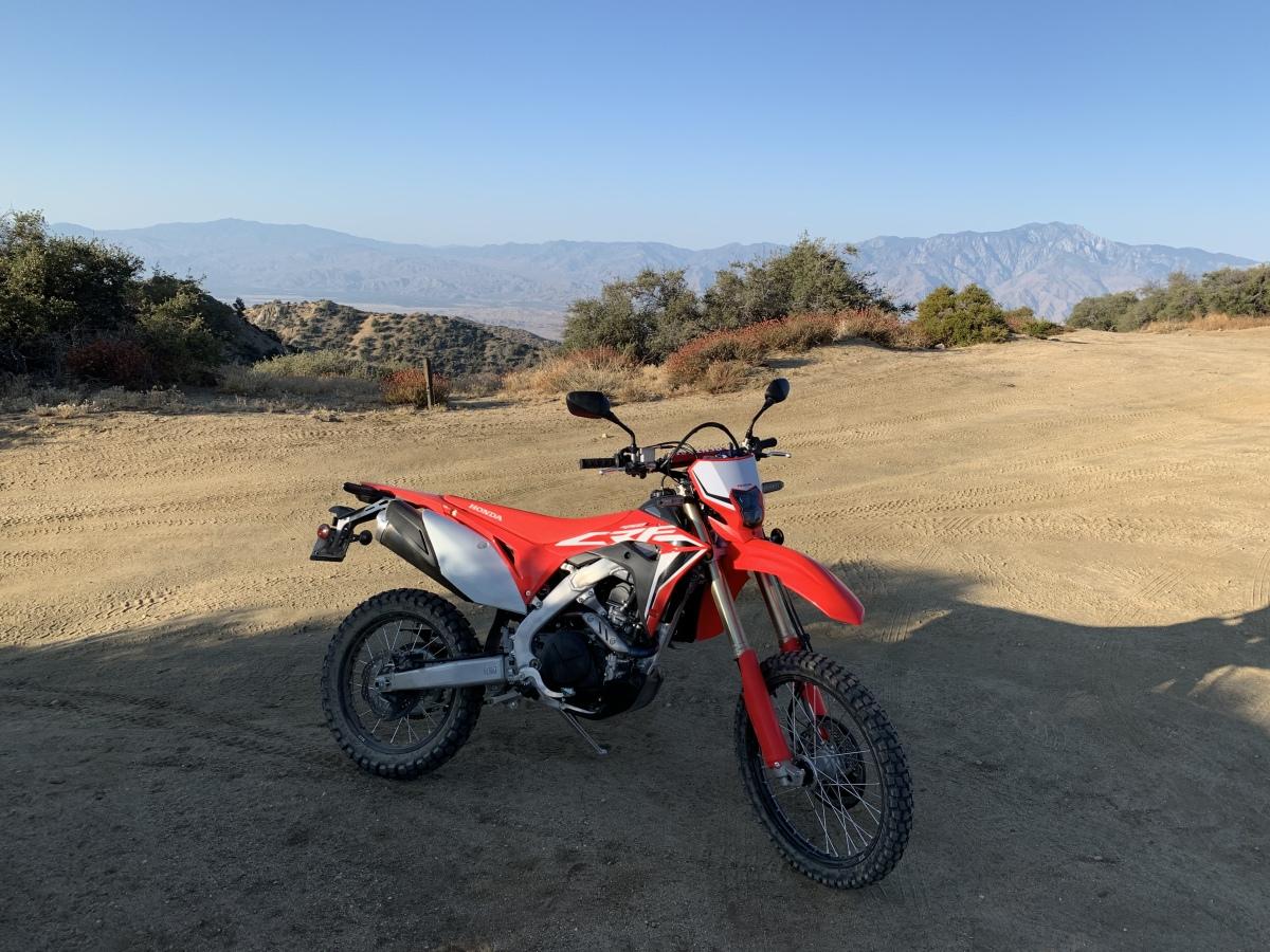 For Sale: 2020 Honda CRF450L - photo0