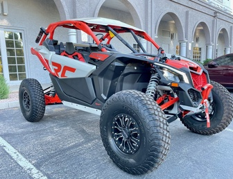 For Sale:2021 Can-Am Maverick X3 RC RR 180 miles trades considered