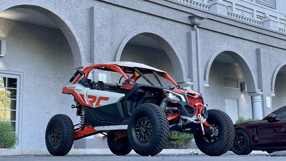 For Sale: 2021 Can-Am Maverick X3 RC RR 180 miles trades considered  - photo2
