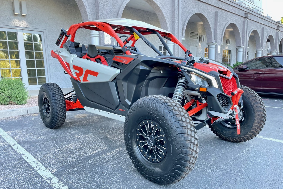 For Sale: 2021 Can-Am Maverick X3 RC RR 180 miles trades considered  - photo0
