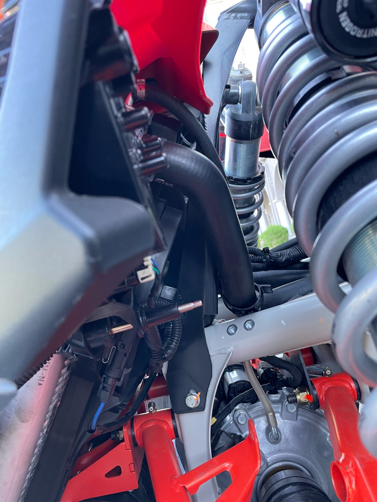 For Sale: 2021 Can-Am Maverick X3 RC RR 180 miles trades considered  - photo4