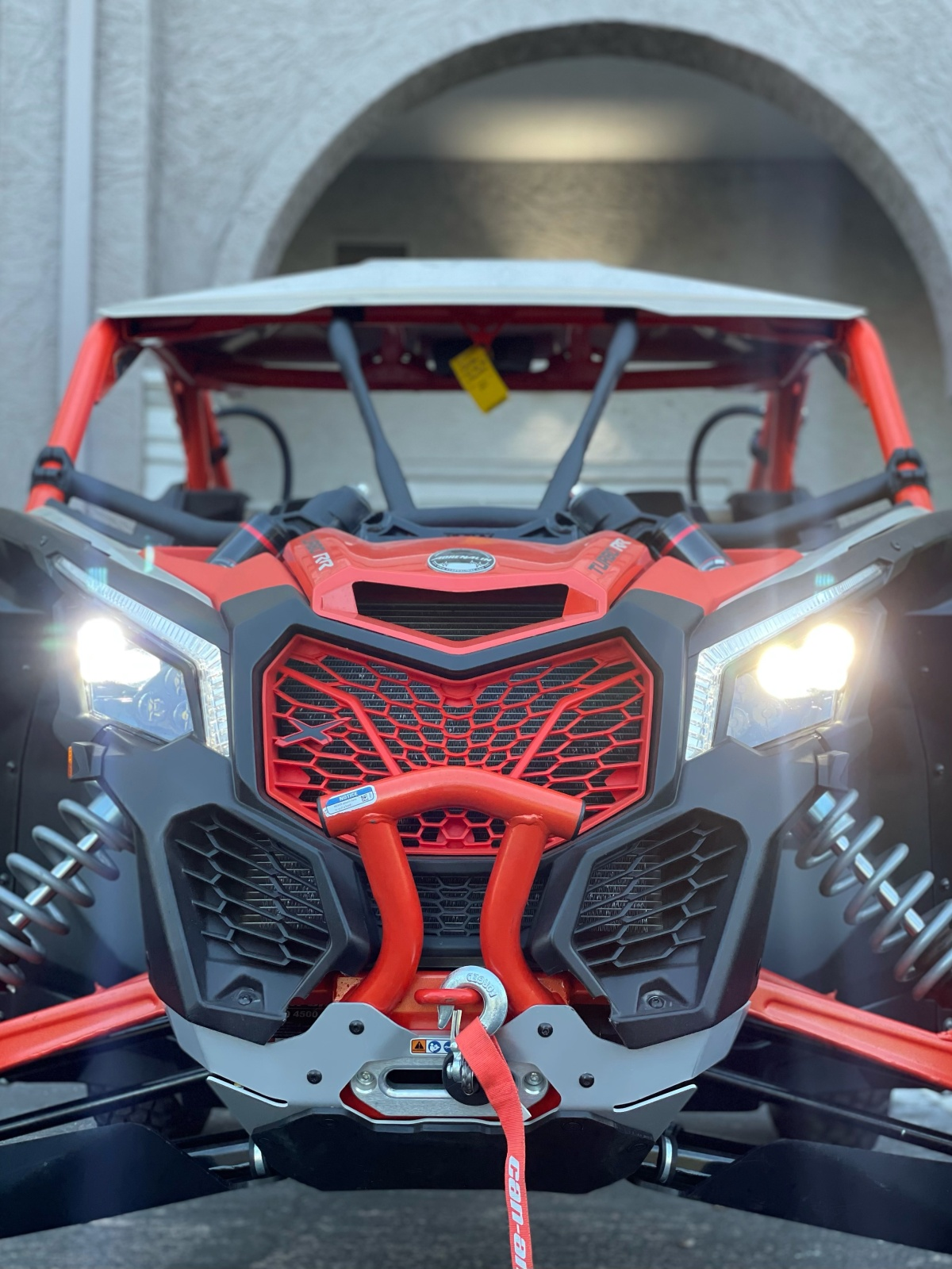 For Sale: 2021 Can-Am Maverick X3 RC RR 180 miles trades considered  - photo6