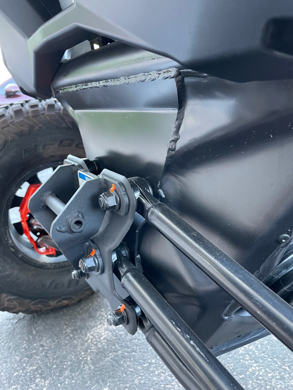 For Sale: 2021 Can-Am Maverick X3 RC RR 180 miles trades considered  - photo9