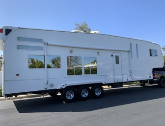 For Sale:2008 Weekend Warrior CR3705  $23,500.00