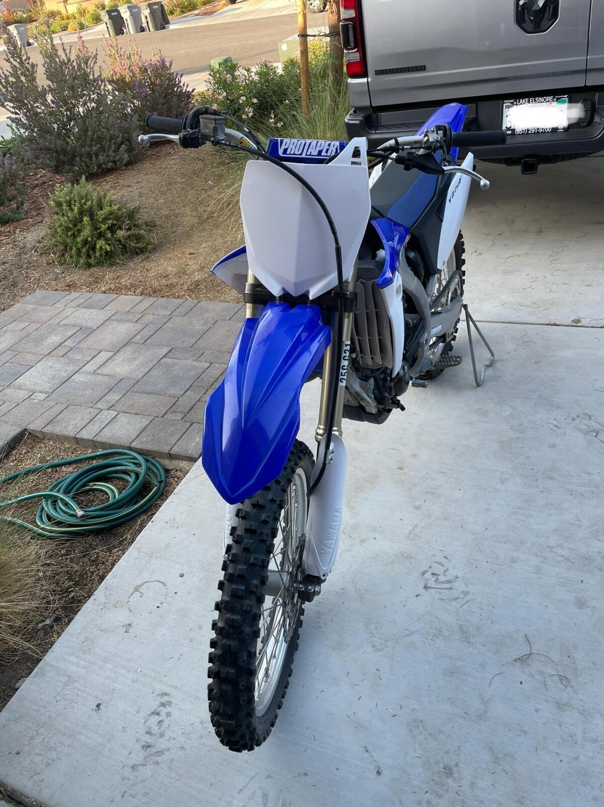 For Sale: 2011 Yamaha YZ250F - photo3