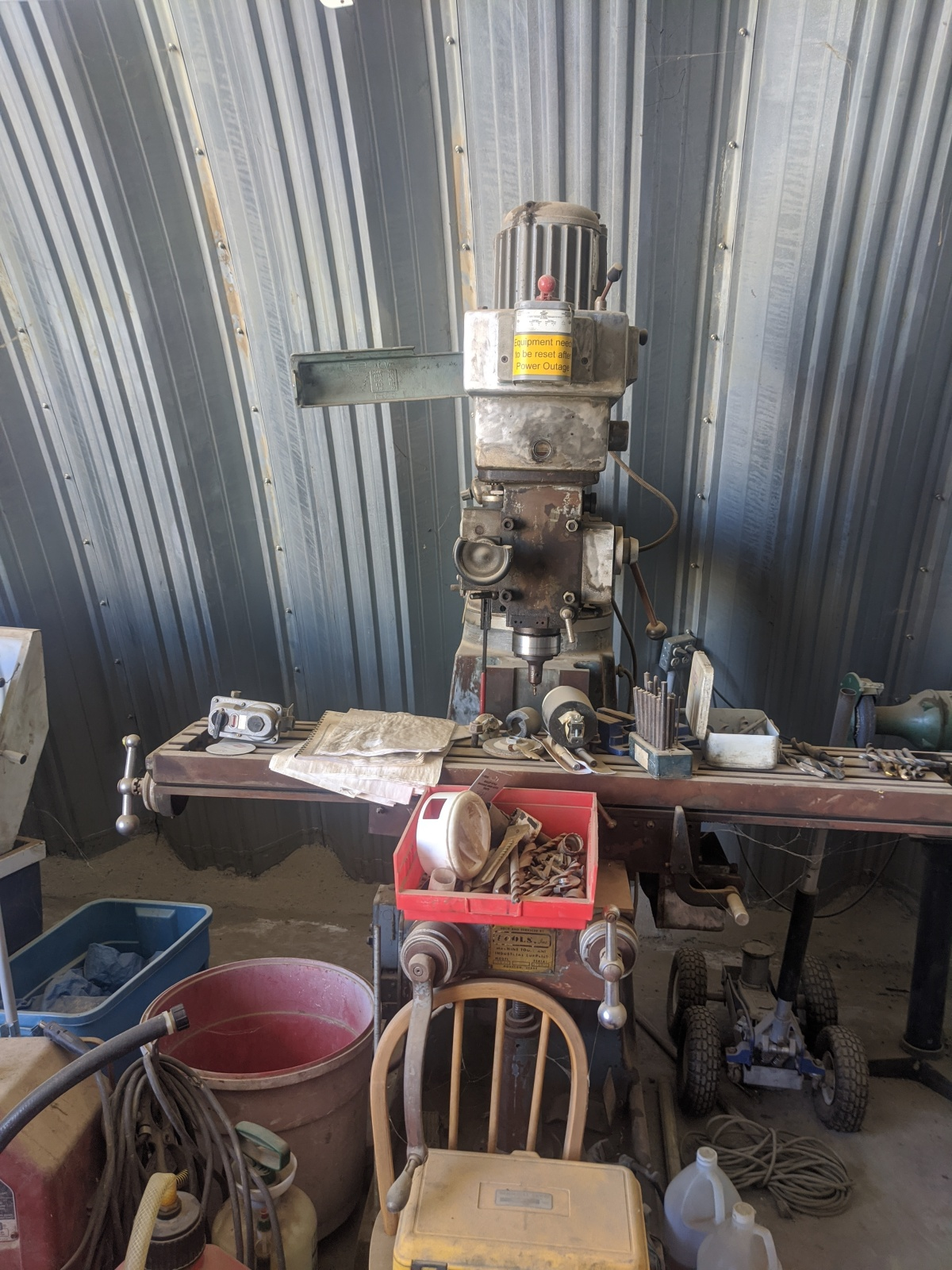 For Sale: Lathe and Mill - photo0