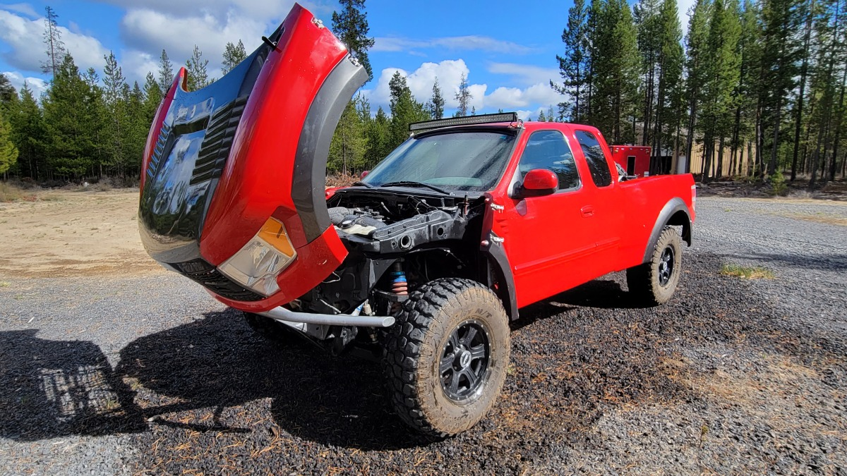 For Sale: 2001 Ford f150 4x4 prerunner - photo23
