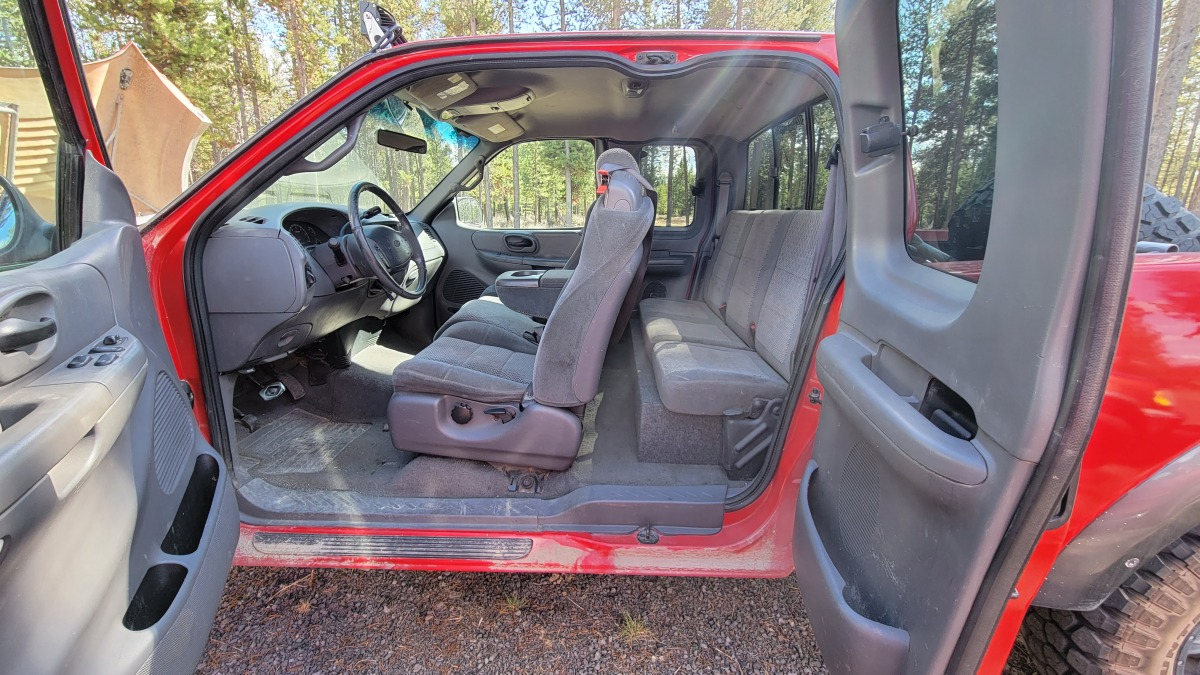 For Sale: 2001 Ford f150 4x4 prerunner - photo25