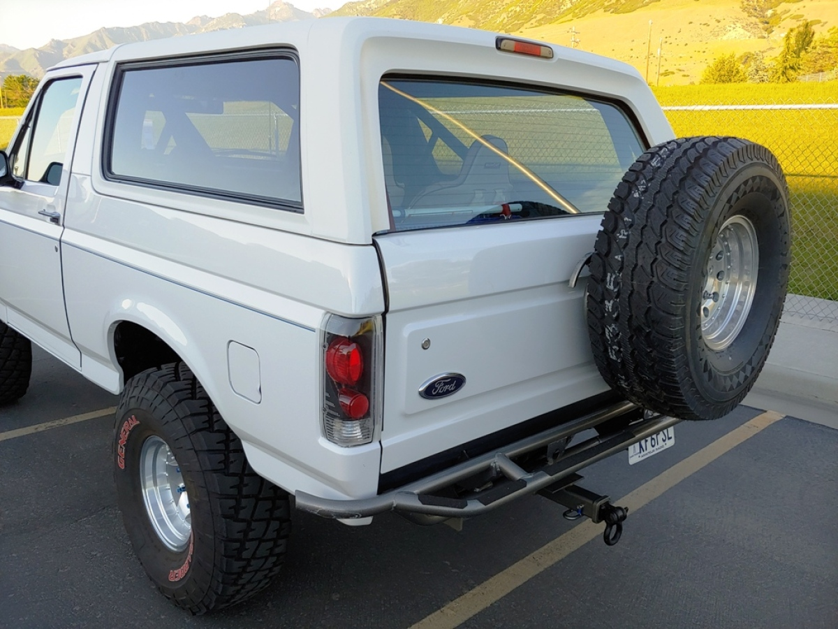 For Sale: 1996 Bronco XL Chase/Pre-Runner - photo3