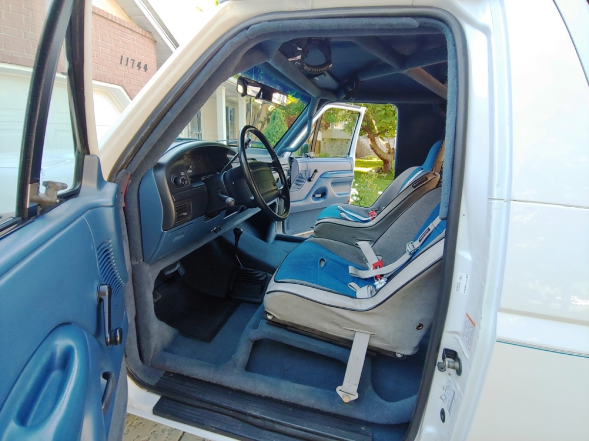 For Sale: 1996 Bronco XL Chase/Pre-Runner - photo34